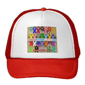 Awareness Matters by CancerApparelGifts.Com Trucker Hat