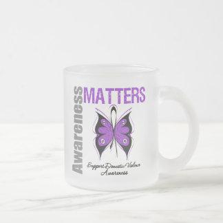 Awareness Matters Domestic Violence Mugs