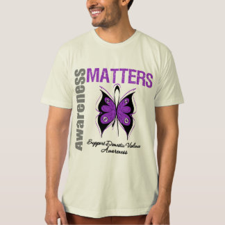 Awareness Matters Domestic Violence T Shirt