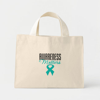 Awareness Matters PCOS Canvas Bags