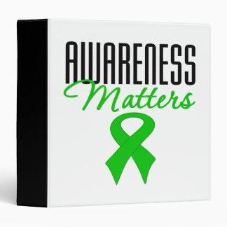 Awareness Matters Traumatic Brain Injury 3 Ring Binder