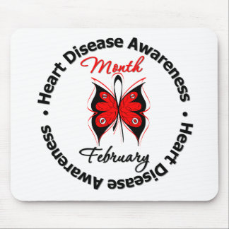 Awareness Month - Heart Disease Mouse Pad