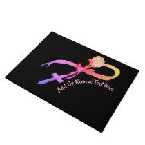Awareness~ Multi Doormat