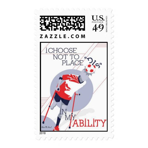 Awareness Postage stamps.