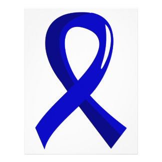 Awareness Ribbon 3 Guillain Barre Syndrome Full Color Flyer