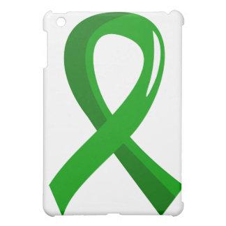 Awareness Ribbon 3 Traumatic Brain Injury TBI Cover For The iPad Mini
