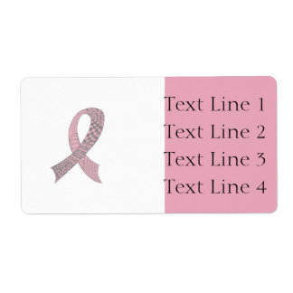 Awareness Ribbon Any Color Mix and Match Label