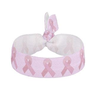 awareness ribbon hair tie