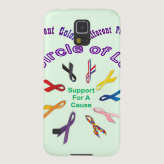 Awareness Ribbon Products Galaxy S5 Case