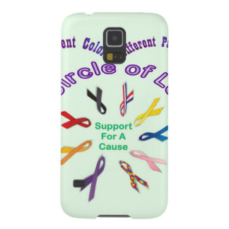 Awareness Ribbon Products Galaxy S5 Covers