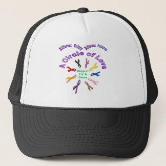 Awareness Ribbons Trucker Hat
