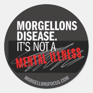 Awareness Sticker – Black