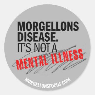 Awareness Sticker – Grey