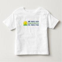 Awareness T-shirt-Toddler Toddler T-shirt