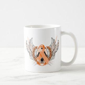 Awareness Tribal Orange Coffee Mug