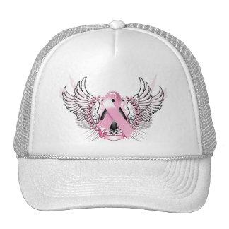 Awareness Tribal Pink Trucker Hat