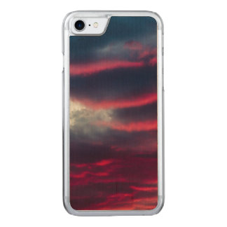 away from our window carved iPhone 8/7 case