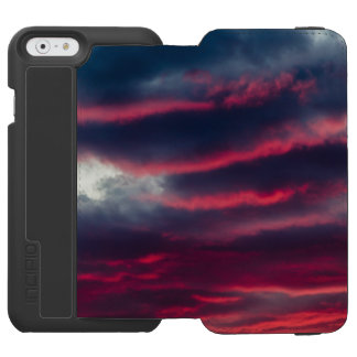 away from our window iPhone 6/6s wallet case