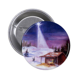 Away In a Manger Button