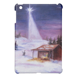 Away In a Manger IPad Case