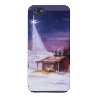 Away In a Manger IPhone 4 Case