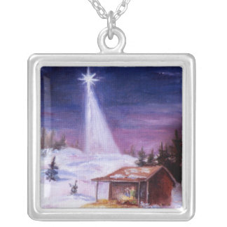 Away In a Manger Jewelry