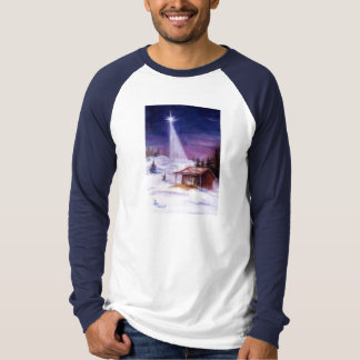 Away In a Manger Mens Tshirt