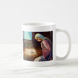 Away in a Manger Mugs
