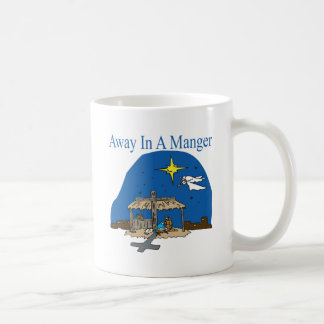 Away In A Manger Coffee Mug
