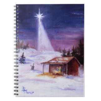 Away In a Manger Notebook