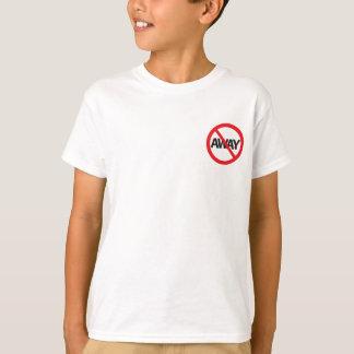 """""""Away"""" Q&A T-Shirt"""