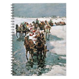 Away the Bride Notebook