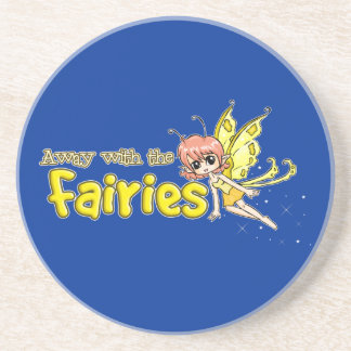 Away with the fairies coaster