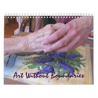 AWB Art Calendar