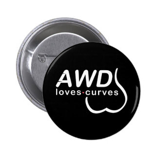 AWD Loves Curves Button