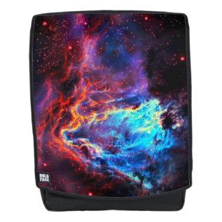 Awe-Inspiring Color Composite Star Nebula Backpack