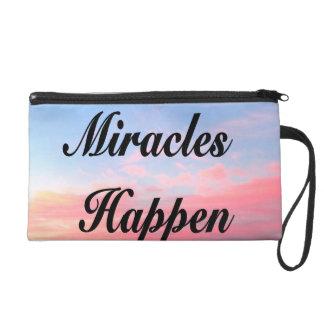 AWE INSPIRING MIRACLES HAPPEN SUNRISE PHOTO WRISTLET
