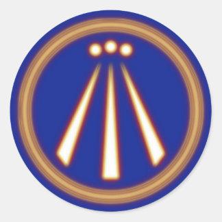 Awen (Glowign) Sticker