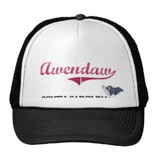 Awendaw South Carolina City Classic Hats
