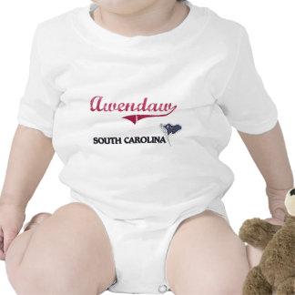 Awendaw South Carolina City Classic T Shirt