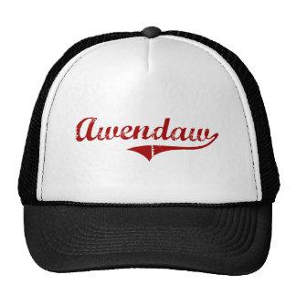Awendaw South Carolina Classic Design Trucker Hats