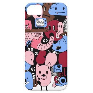 AweRsome mistake iPhone SE/5/5s Case