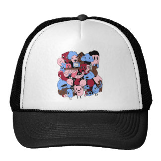 AweRsome mistake Trucker Hat