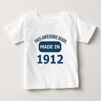 Awesome 102 year old birthday baby T-Shirt