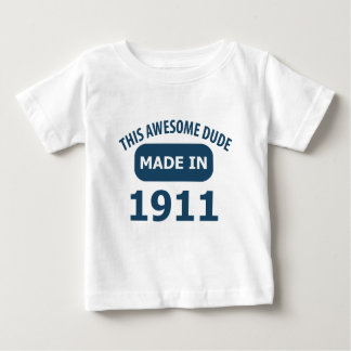 Awesome 104 year old birthday baby T-Shirt