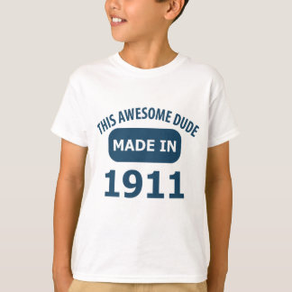 Awesome 104 year old birthday T-Shirt