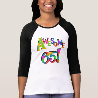 Awesome 65 Birthday Tshirts and Gifts