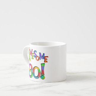 Awesome 80 Birthday T-shirts and Gifts Espresso Mug