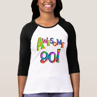 Awesome 90 Birthday T-shirts and Gifs