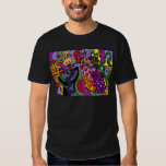 Awesome Abstract Animals Art T-shirts
